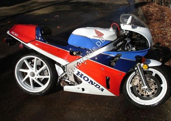 Honda VFR 750 R / RC 30 1990 13534