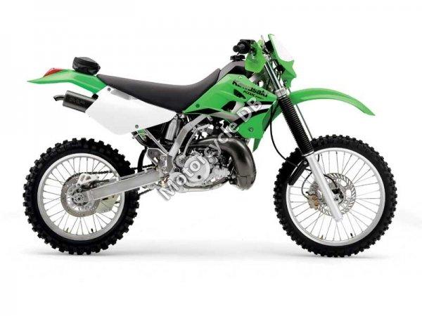 Kawasaki KDX 220 R 2005 10704
