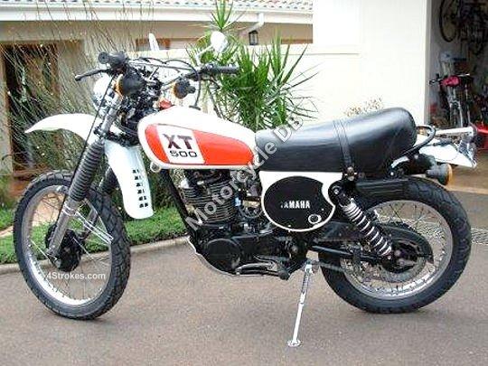 Yamaha XT 500 1983 15740