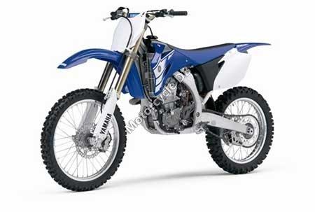 Yamaha YZ 450 F 2007 2260