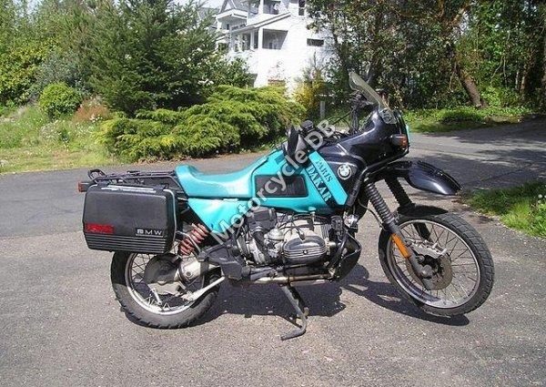 BMW R 100 R 1991 13205