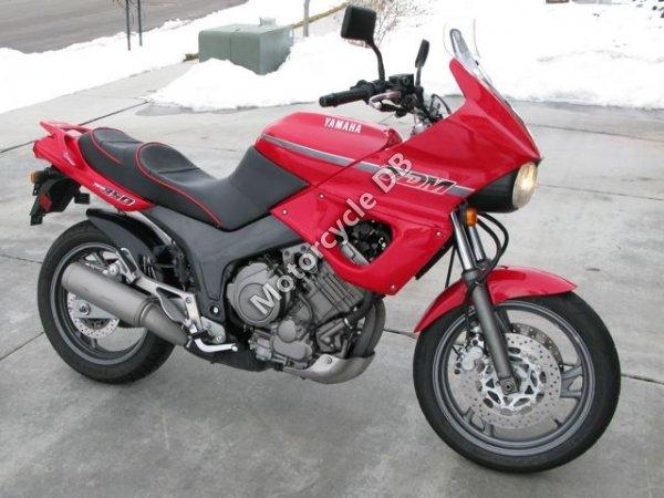 Yamaha TDM 850 1993 7951