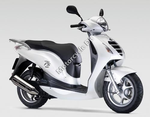 Honda PS150i Sporty 2011 9180