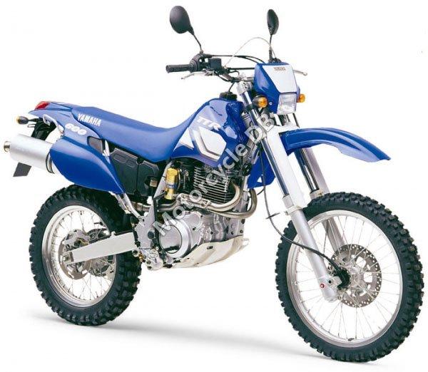 Yamaha TT 600 R 2001 8860