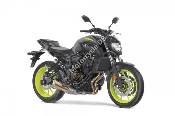 Yamaha MT-07 TR 2018 23988