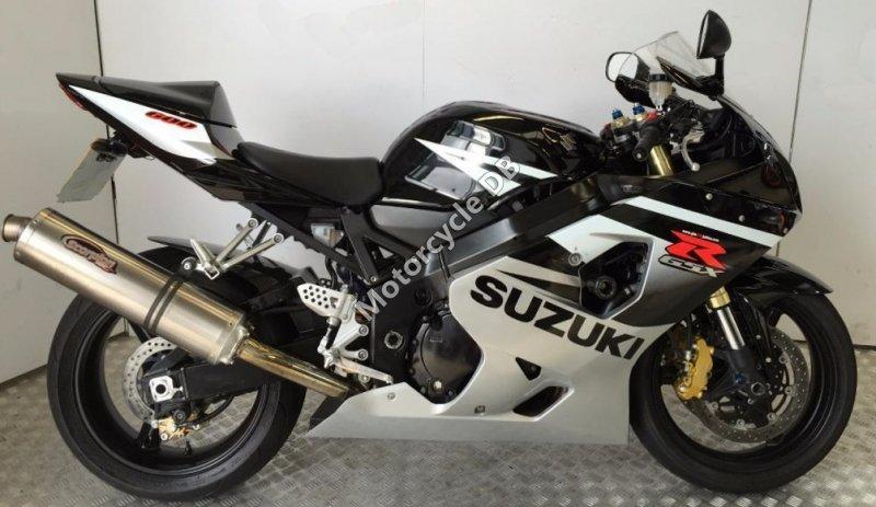 Suzuki GSX-R 600 2004 27661