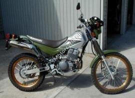 Kawasaki KL250-G5 Super Sherpa 2001 14317