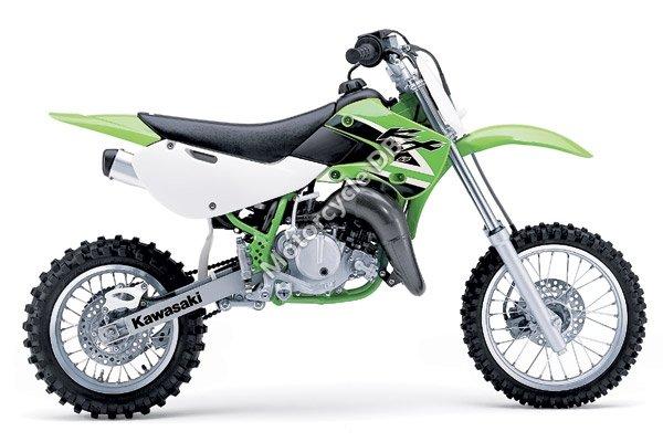 Kawasaki KX 65 2002 17390