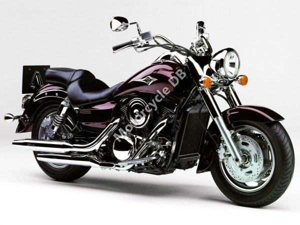 Kawasaki Vulcan 1600 Classic 2009 14654