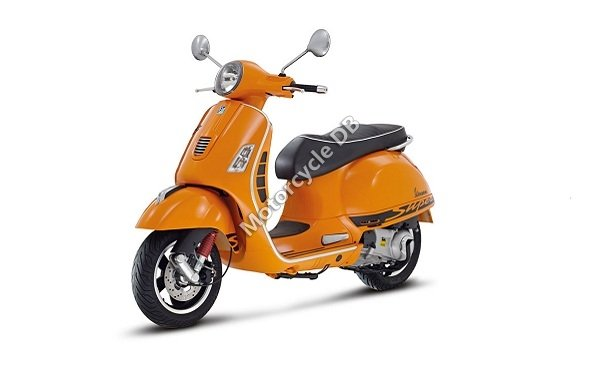 Vespa GTS 125 Super 2013 23334 Thumb