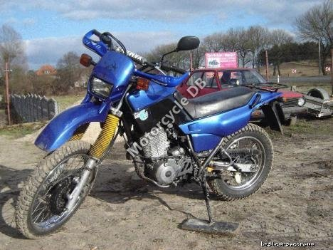 Yamaha XT 600 (reduced effect) 1986 21266