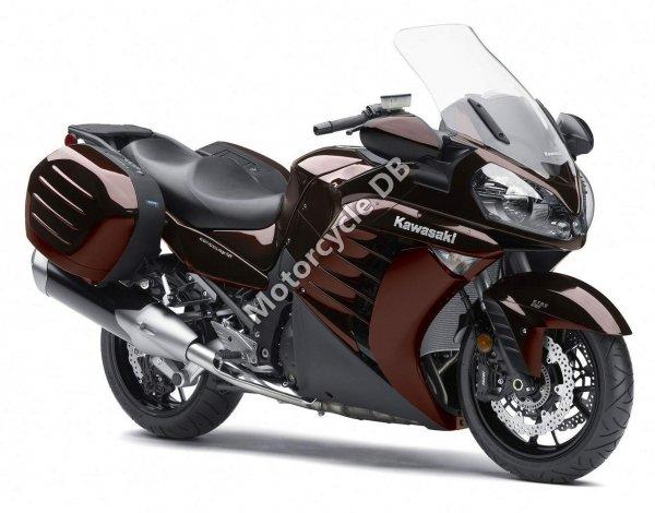 Kawasaki 1400 GTR 2012 22256