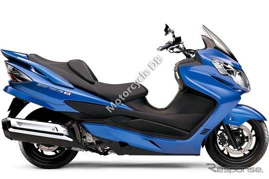 Suzuki Skywave 250 Type S 2014 23615