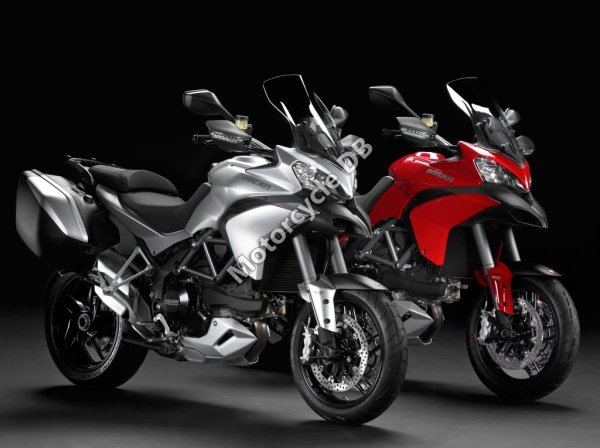 Ducati Multistrada 1200 S Touring 2013 23158