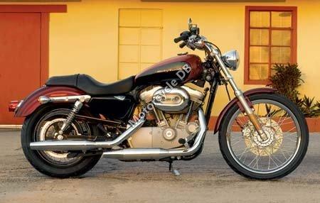 Harley-Davidson XL 1200C Sportster 1200 Custom 2006 5068