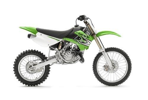 Kawasaki KX100 2008 5573