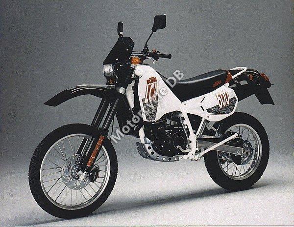 KTM Enduro 600 Rallye 1989 16045