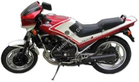 Kawasaki Z 450 LTD (reduced effect) 1987 13528