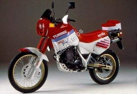 Aprilia Tuareg Rally 350 1987 11258