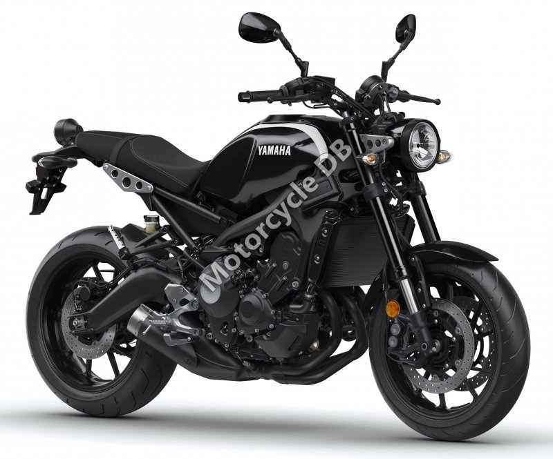 Yamaha XSR900 2017 26311