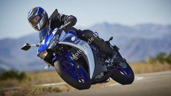 Yamaha YZF-R3 2015 23937