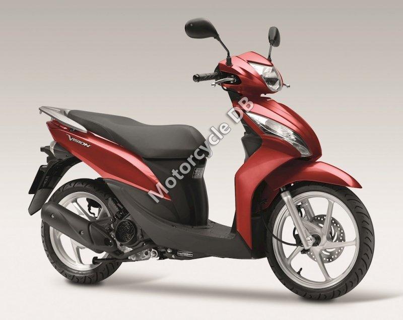 Honda NSC110 Vision 2013 24699