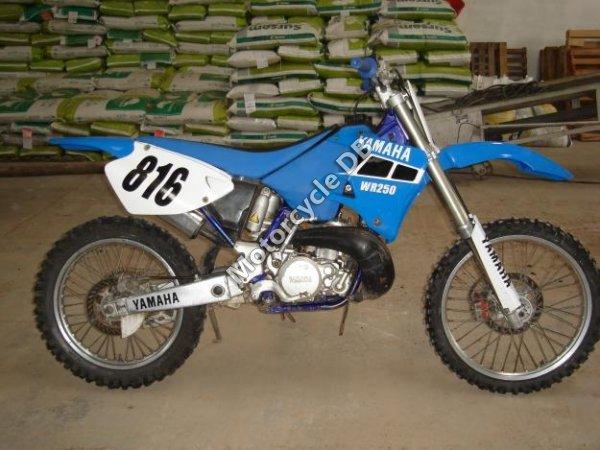 Yamaha WR 250Z 1997 7719