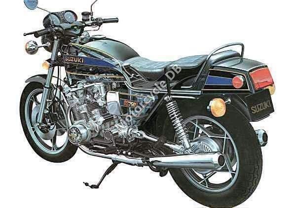Suzuki GSX 750 1980 7114
