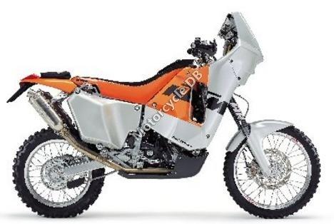 KTM 660 LC4 Rally Factory Replica 2003 14849