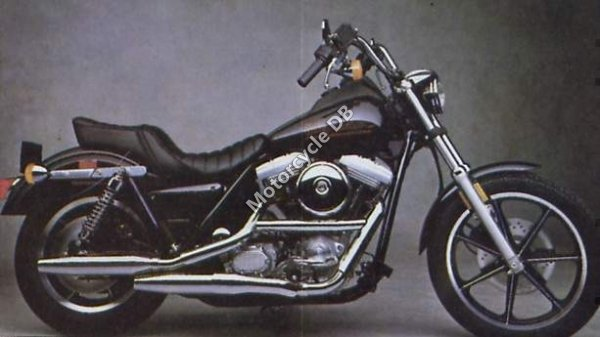 Harley-Davidson FXRT 1340 Sport Glide 1989 13347