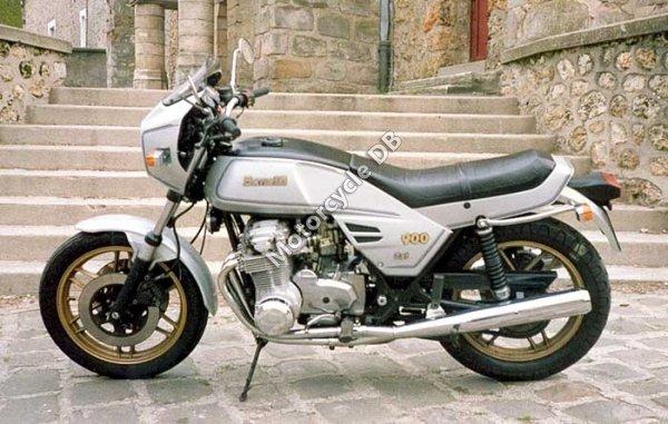 Benelli 900 Sei 1981 14771