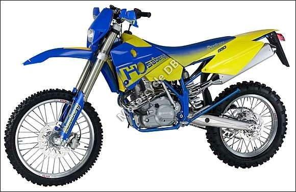 Husaberg FE 650 E 2006 1280