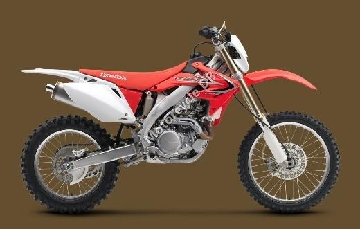 Honda CRF450X 2012 22695