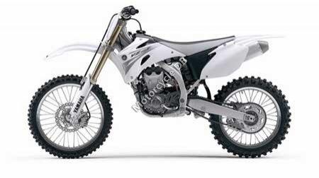 Yamaha YZ 450 F 2007 2258