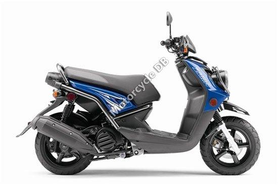 Yamaha Zuma 125 2009 3873