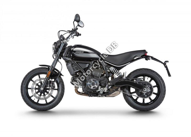Ducati Scrambler Sixty2 2017 31227