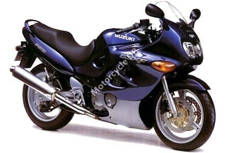 Suzuki GSX 750 F 1998 7151