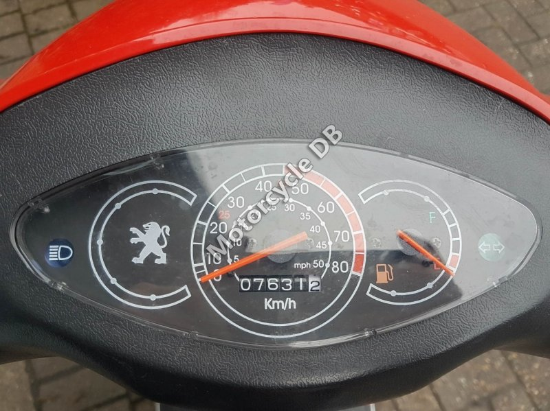Peugeot V-Clic 50 2012 28637