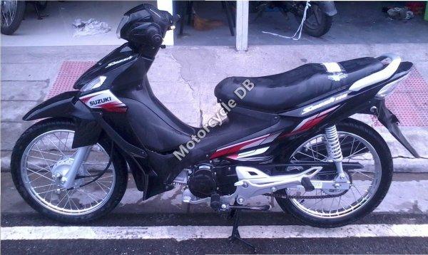 Suzuki Smash 115 2013 24630