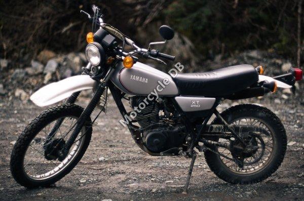 Yamaha XT 250 1981 7005