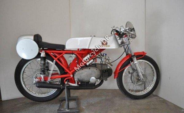 Motobi Zanzani 250 6 Tiranti 2008 6472