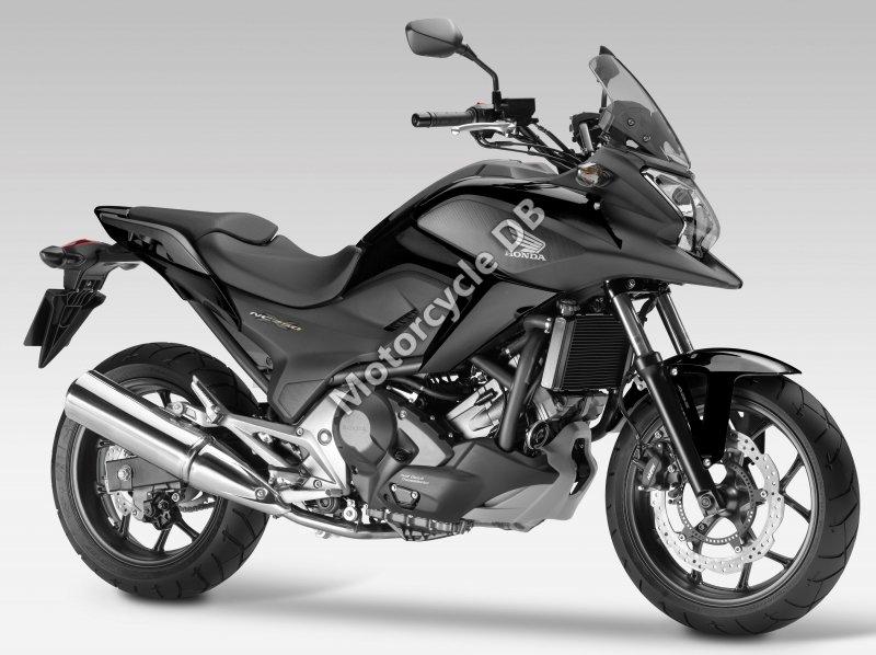 Honda NC750X 2014 30267