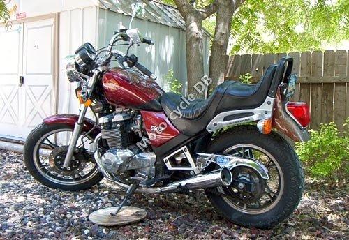 Suzuki GS 550 L 1986 6949