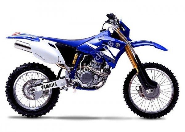 Yamaha WR 450  F 2004 11126
