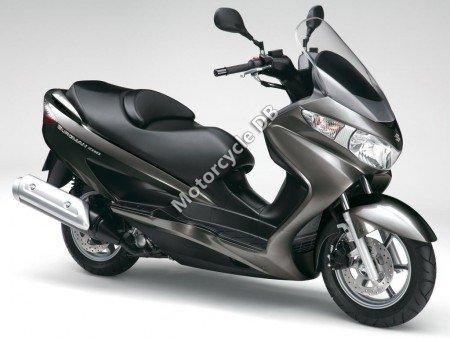 Suzuki Burgman 200 2011 7433