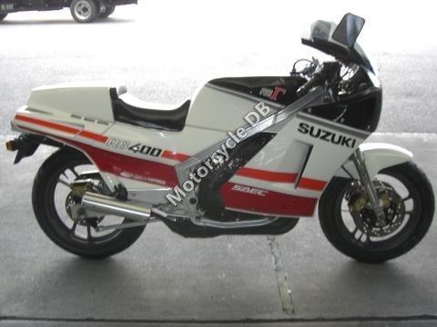 Suzuki RG 400 Gamma 1987 16723