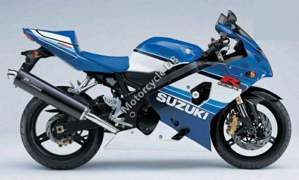 Suzuki GSX-R 600 20th Anniversary 2006 20332