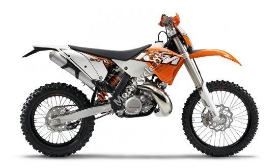 KTM 200 EXC 2011 6112