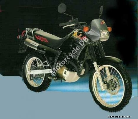 Honda NX 250 (reduced effect) 1990 17655 Thumb