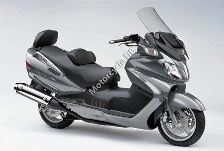 Suzuki Burgman 650 2006 5192